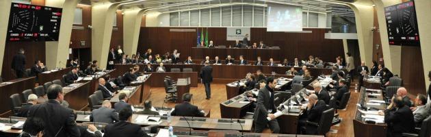 Regioni, in Lombardia indagati per peculato i capigruppo di Pd, Sel, Udc e Idv