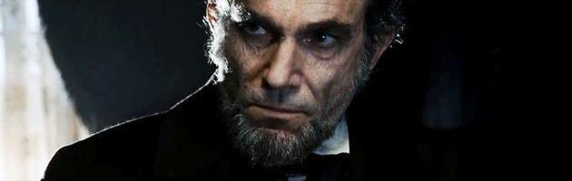 Daniel Day-Lewis Lincoln di Spielberg