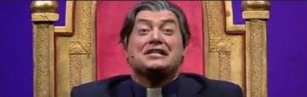 Corrado Guzzanti Don Pizzarro
