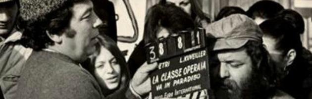 """Elio Petri, un libro sul regista de La classe operaia: """"Anticipò l'Italia di oggi"""""""