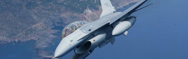 Caccia F-16 scomparso dai radar: sarebbe caduto al largo di Cervia