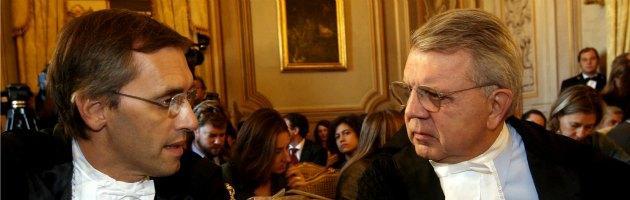Ghedini e Longo Processo Mediaset