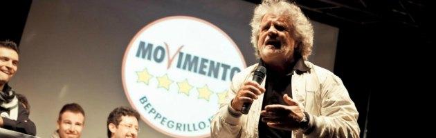 Beppe Grillo Logo Movimento 5 Stelle