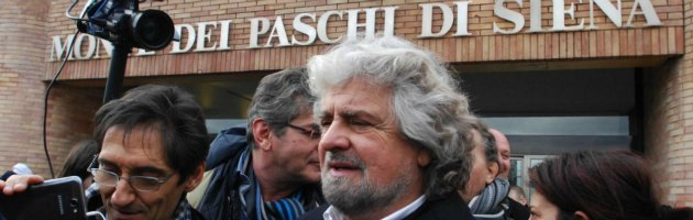 """Mps, Bersani a Grillo: """"Non prendo lezioni da autocrati da strapazzo"""""""