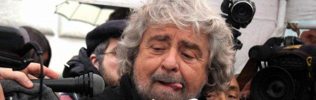 """Grillo: """"Nell'ultima settimana di campagna elettorale torno in tv"""" (video)"""