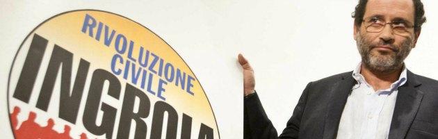 Elezioni 2013, Salvatore Borsellino rompe con Antonio Ingroia