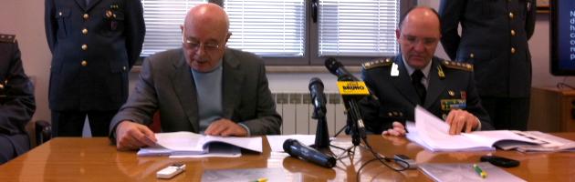 Il Pdl spiava il Procuratore di Parma: nei cassetti trovati gli estratti conto bancari
