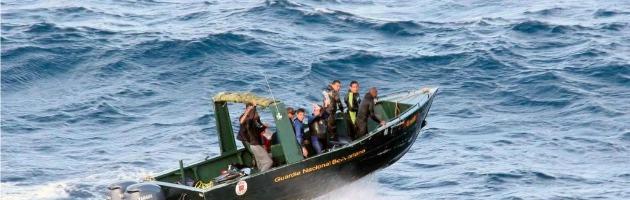 Los Roques ricerche in mare