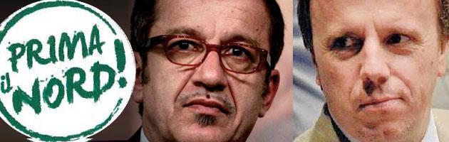 Roberto Maroni e Diego Volpe Pasini