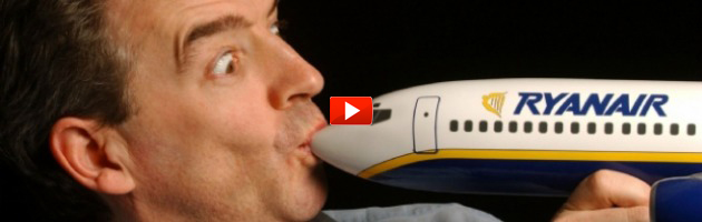 """Ryanair, O'Leary si difende: """"I nostri piloti non viaggiano con meno carburante"""""""