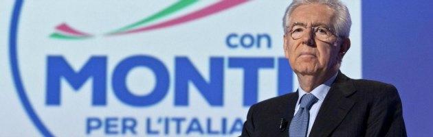 """Monti: """"Pdl e Pd, ostacoli alla legge anti-corruzione e riforma lavoro"""""""