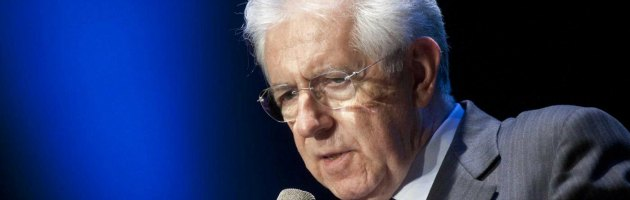 Monti: 'No a politiche che portano tasse'. Vendola: 'Faccia di bronzo'