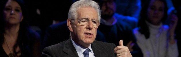 """Monti boccia sia Berlusconi che Bersani: """"Sfiducia nelle loro capacità"""""""