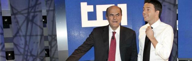 """Bersani a Monti: """"Non chiudo bocca a nessuno. Il Professore rispetti il Pd"""""""