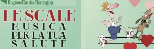 40 mila euro dalla Regione Emilia Romagna per incentivare l'uso delle scale