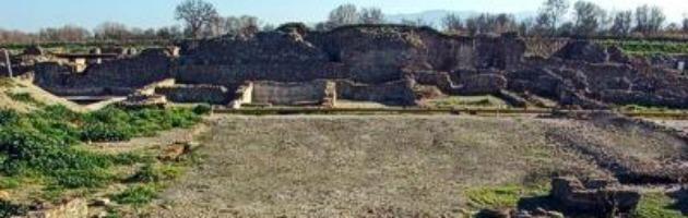 Sibari, sommerso il parco archeologico. Ora rischia di scomparire per sempre