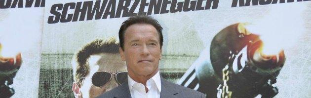 Schwarzenegger è tornato e non intende risparmiare sulle pallottole