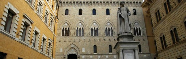 Monte dei Paschi sede di Siena