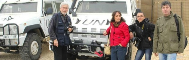 Libano, sequestrati e rapinati fotoreporter bolognesi e un giornalista piacentino