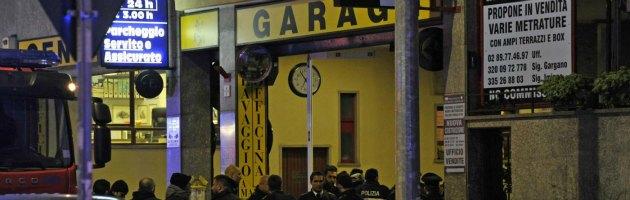 Milano: spara al gestore di un garage, poi muore sotto i colpi della polizia