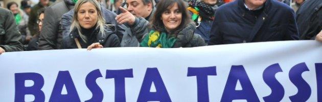 """Pressione fiscale, Cgia Mestre: """"E' record"""" quasi 12mila euro per ogni italiano"""