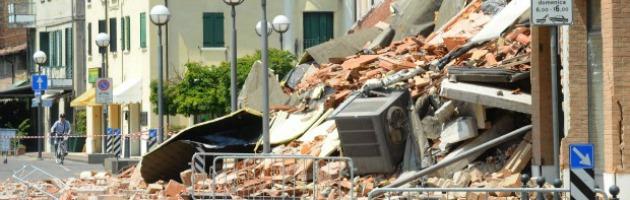 Infiltrazioni mafiose post sisma, stop alla ricostruzione di palazzina storica