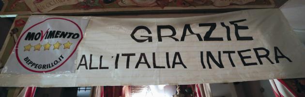 """5 Stelle, i neodeputati a Bologna: """"Saremo costruttivi come vuole la Costituzione"""""""