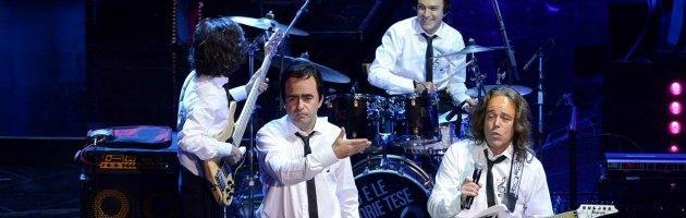 Elio e le Storie Tese a Sanremo 2013