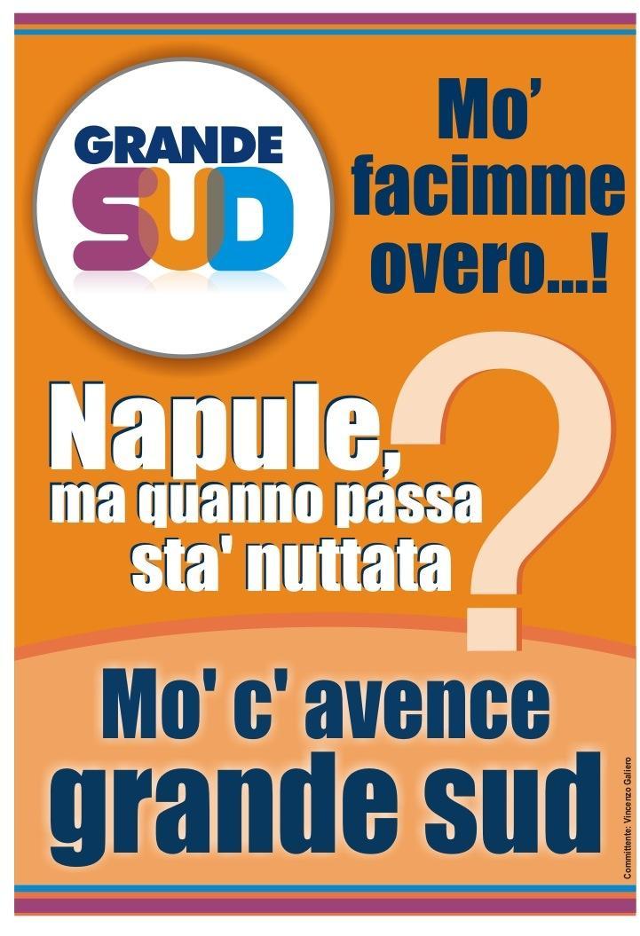Grande Sud, Napoli