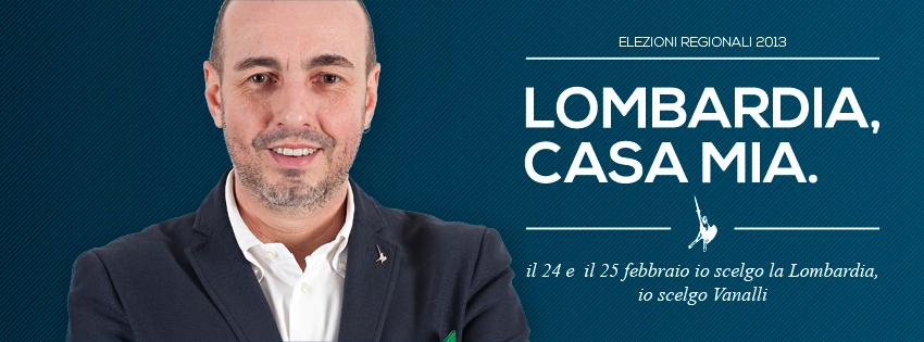 Lega, Vanalli (Lombardia)
