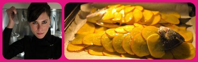 Le ricette di Alessia Vicari: orata al forno con patate