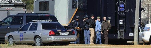 Alabama, veterano sequestra bambino in un bunker. E' il quinto giorno