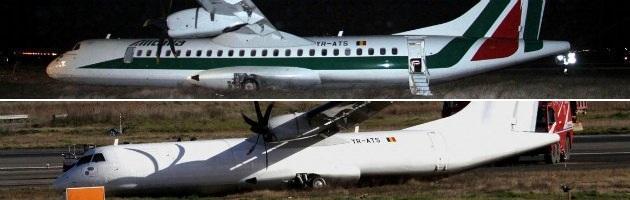 Incidente Fiumicino, sparisce il logo Alitalia dalla coda dell'aereo