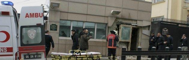Ankara Bomba Ambrasciata USA