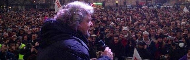 """Grillo e la tv, una storia tormentata. Il video del 2011: """"Andate ai talk show"""""""