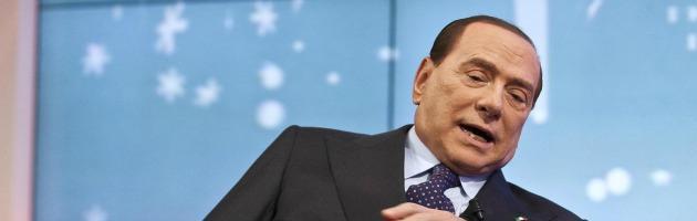Silvio Berlusconi a La7