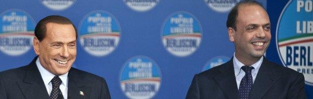 """Kazakistan, Berlusconi blinda Alfano: """"Tutta colpa di burocrati e magistrati"""""""