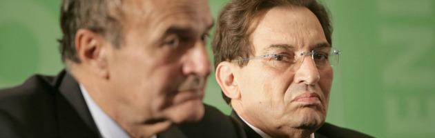 Pierluigi Bersani e Rosario Crocetta