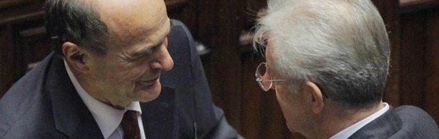 """Elezioni 2013, Bersani: """"Contro B. anche con Monti"""". Vendola: """"Io incompatibile"""""""