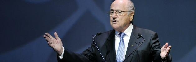 """Confederation Cup, Blatter: """"Chi protesta non deve strumentalizzare il calcio"""""""