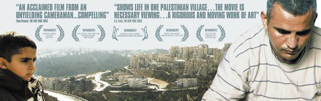 """""""5 broken cameras"""". La Palestina divisa candidata agli Oscar"""