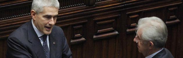 """Elezioni 2013, Monti fa flop: non è decisivo e """"ammazza"""" Fini e Casini"""