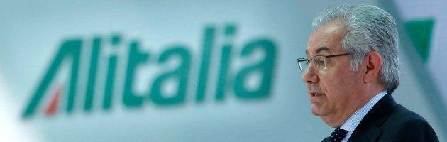 Alitalia, dopo l'incidente a Fiumicino rinviato il cda sull'emergenza liquidità