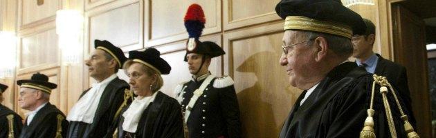 Corte dei Conti - inaugurazione anno giudiziario 2013