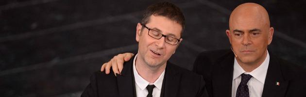 Fazio e Crozza a Sanremo 2013