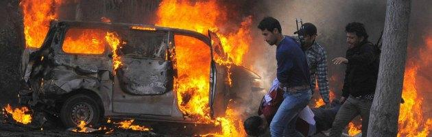 Autobomba Damasco