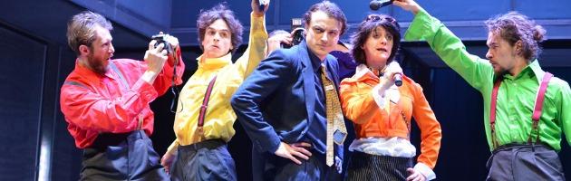Enron, lo scandalo finanziario rivive sul palco del Teatro Due