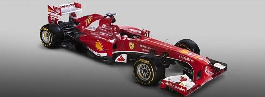 Nuova Ferrari F138