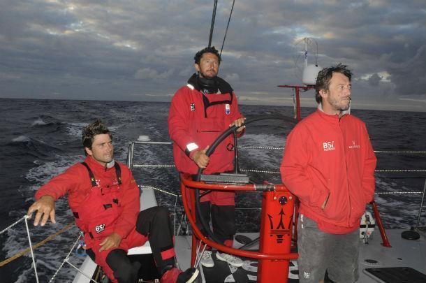 Diario di bordo: dopo un mese si sente profumo di terra