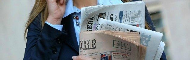 """Editoria, giornali nei guai. Fnsi: """"Ultimi fondi per i prepensionamenti"""""""